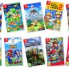 nintendo switch spelletjes,nieuwste nintendo switch spelletjes,leuke spelletjes voor de nintendo switch,zelda,animal crossing,super mario party,fifa,yoshi's crafted world,super mario kart,super mario maker 2,minecraft,super mario party,mario en sonic olympic games