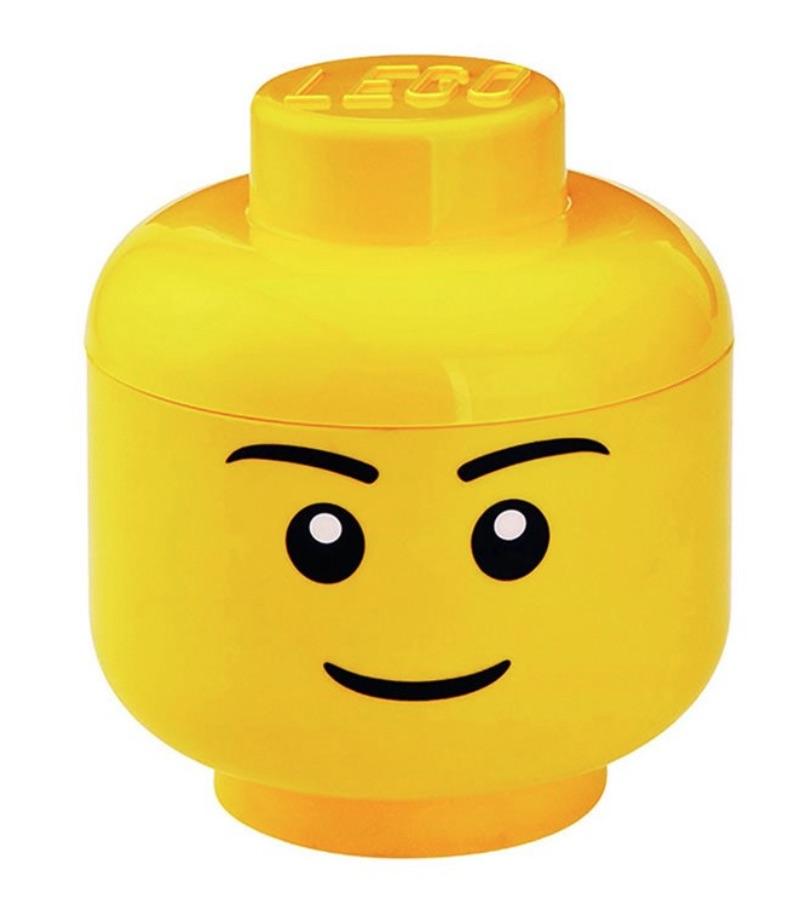 lego opberghoofd,lego opbergbox,lego opbergen,lego opberg doos,lego kinderkamer,lego jongenskamer,lego meisjeskamer,lego accessoires