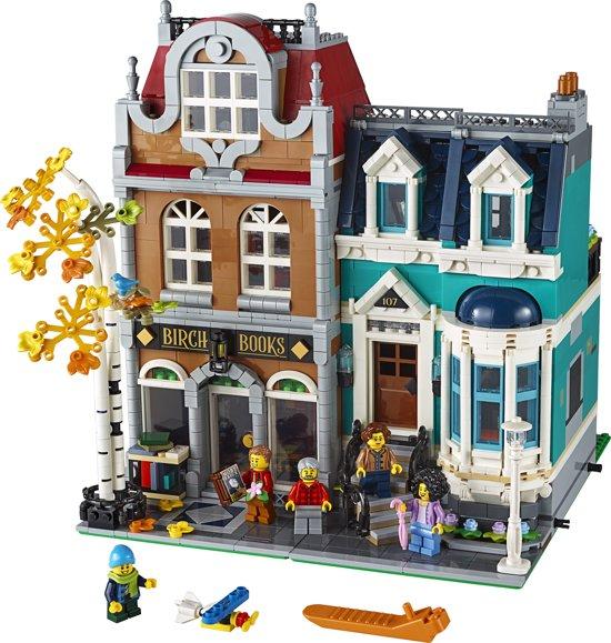lego creator expert boekenwinkel,lego 10270,lego collectibles,lego verzamelaars