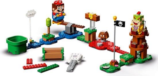 lego super mario,LEGO Super Mario Avonturen met Mario Starter Set - 71360