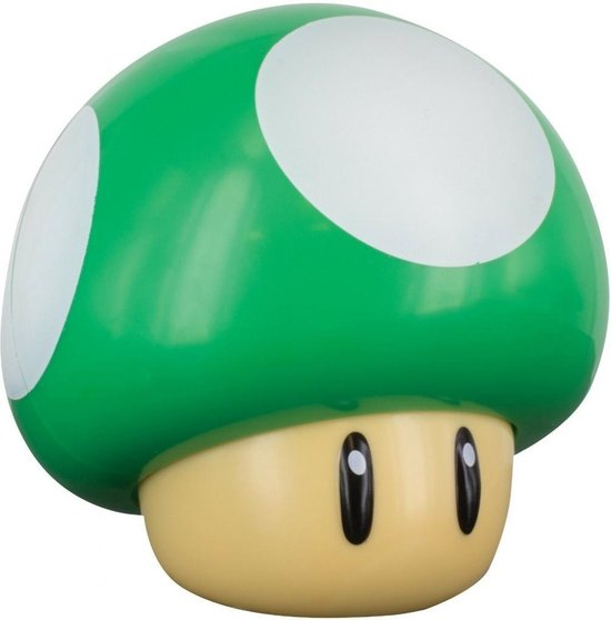 mushroom lamp,super mario kamer