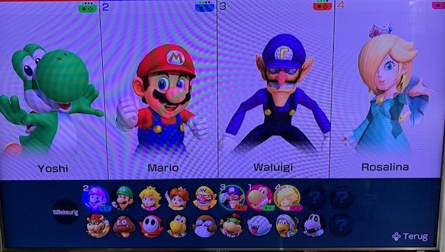 lego super mario,review,nintendo switch,leuke familiegame,leuk familie spelletje voor de nintendo switch,yoshi,mario,waluigi,rosalina