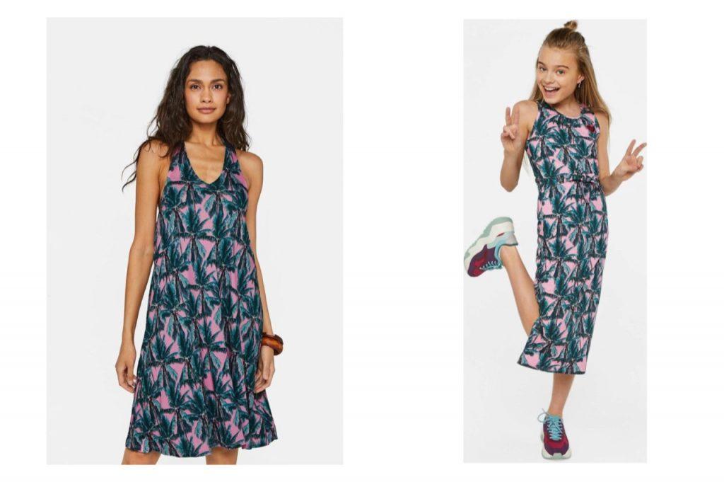 dames jurk we fashion,zomerjurk we fashion,meisjes jurk we fashion,zomerjurk we fashion,matchende kleding,moeder en dochter kleding,twinnen moeder dochter,twinning moeder en dochter,vrouw en dochter kleding,vrouw meisje kleding