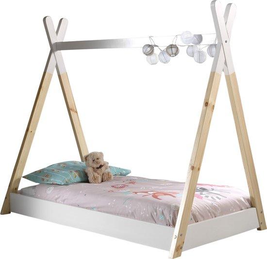 peuterbed,junior bed,tipi bed,hip kinderbedje,bed 70 x 140