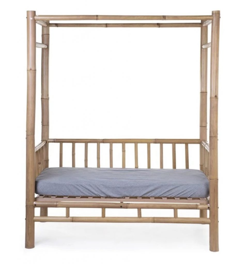 bamboe bed childhome,bamboe peuterbed,jungle bed,kinderbed jungle slaapkamer,jungle kinderkamer,jungle babykamer