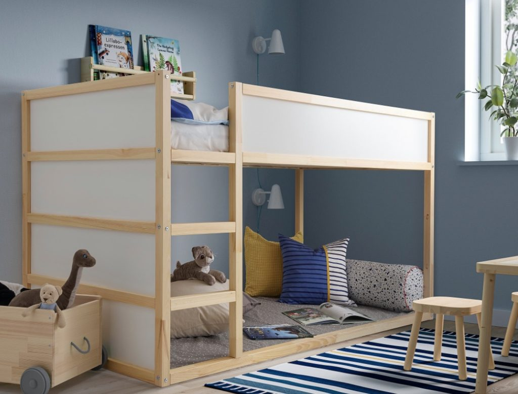 kura bed ikea
