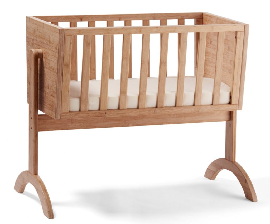 kids concept bamboe wieg,duurzame wieg,ecologisch,natuur,duurzaam,duurzame babykamer