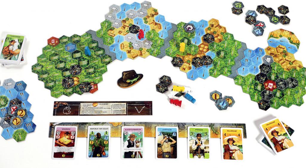 de zoektocht naar el dorado spel,winnaar speelgoed van het jaar 2020,999 games