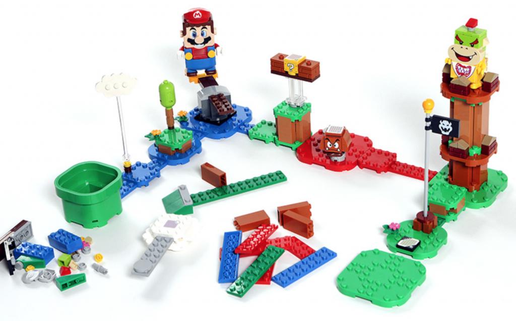lego super mario starter set,nominatie speelgoed van het jaar 2020,winnaar speelgoed van het jaar 2020
