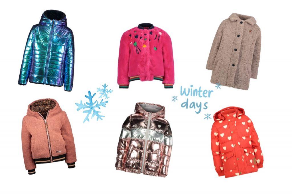 Meisjes winterjas: de leukste van dit seizoen! Jongens en