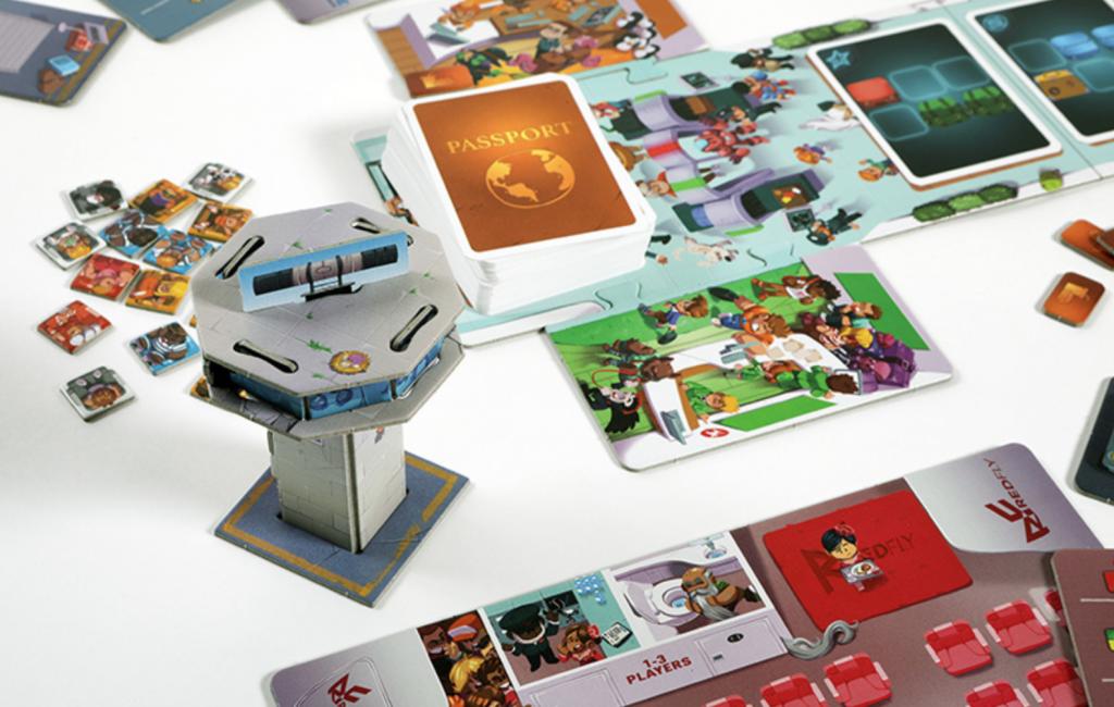 overbooked,bordspel kinderen 10 jaar,leuk bordspel kinderen 10 jaar,spel kind 11 jaar,nominatie speelgoed van het jaar 2020