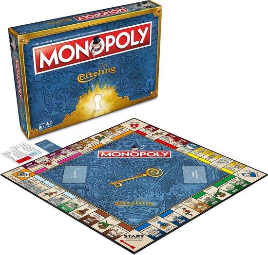 efteling monopoly,tips en ideeen kerstcadeaus,monopoly efteling editie,mooi gezelschapsspel,leuk bordspel,cadeau efteling