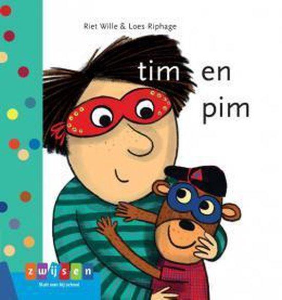 kinderboeken,avi start boekjes,tim en pim