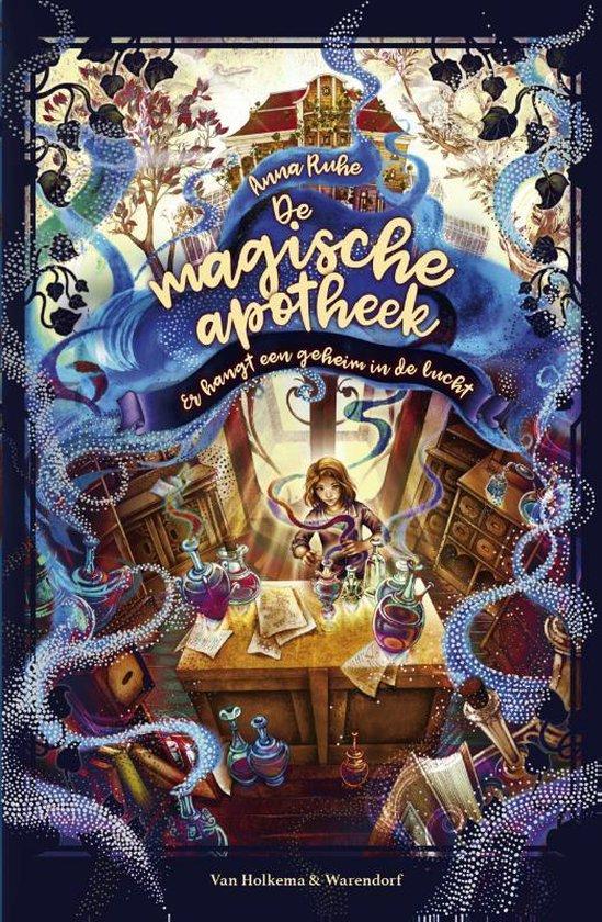 leuke kinderboeken,de magische apotheek