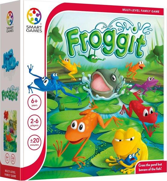 sinterklaas cadeau,froggit smart games,leuk spel sinterklaas,tip sint cadeau kind 6 jaar