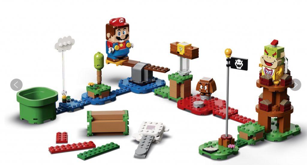 LEGO Super Mario Avonturen met Mario Startset 71360