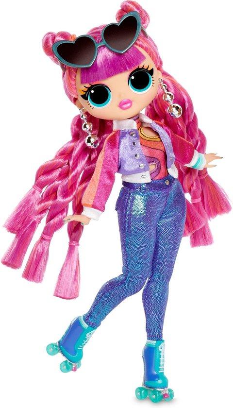 L.O.L. Surprise OMG Roller Chick Series 3,OMG doll L.O.L. Surprise,modepop lol surprise,sinterklaas cadeau meisje 6 jaar,sinterklaas cadeau meisje 7 jaar