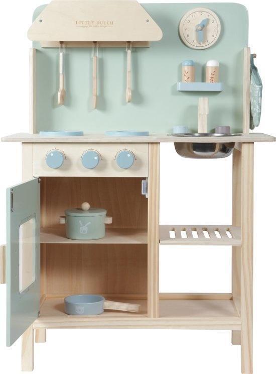houten speelgoed keukentje little dutch