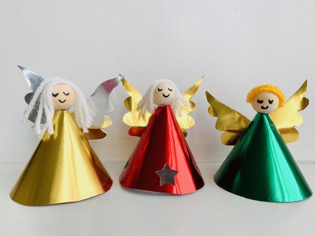 kerstontbijt met kinderen,tips en ideeen kerstmis met kinderen,kerstmis knutselen,kerst knutselen,kerstengel knutselen