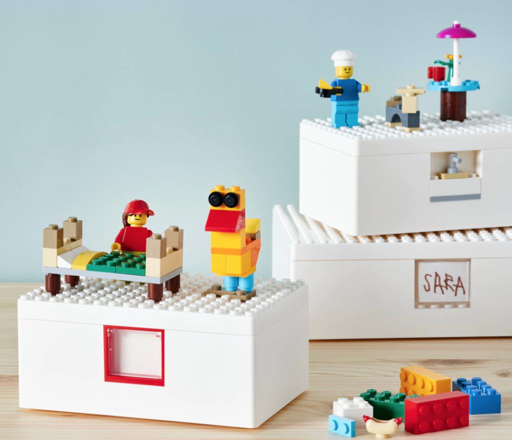 cadeau jongen 7 jaar,cadeau jongen zeven jaar,jongenscadeau zeven jaar,lego bygglek,lego opbergbox,ikea bygglek opbergbox