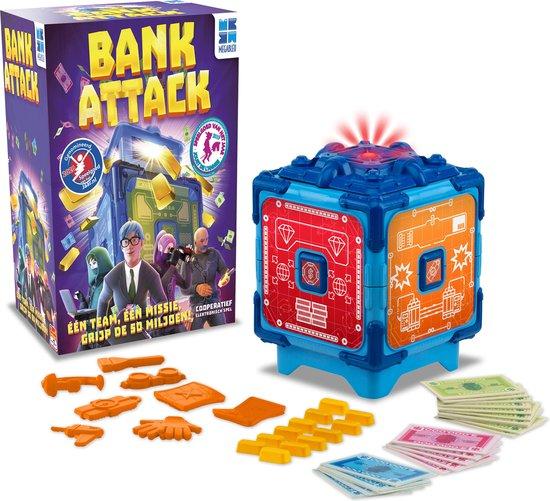 cooperatieve spelletjes tips,bank attack,kluis kraken spel,leuk spelletje vanaf 6 jaar