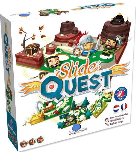 slide quest,leuk spelletje vanaf 10 11 jaar,tips cooperatieve spelletjes,spel waarbij je moet samenwerken