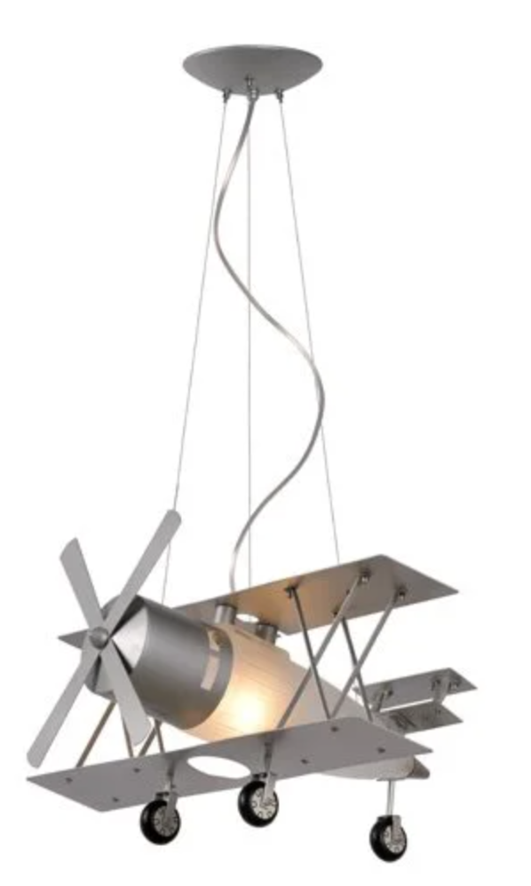 kinderkamer lamp,hanglamp kinderkamer,kinderverlichting,kinderlamp,focker lamp,vliegtuig lamp