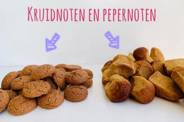 verschil kruidnoten en pepernoten,pepernoten recept,kruidnoten recept,kruidnoten versieren,zelf kruidnoten maken,kruidnootjes recept