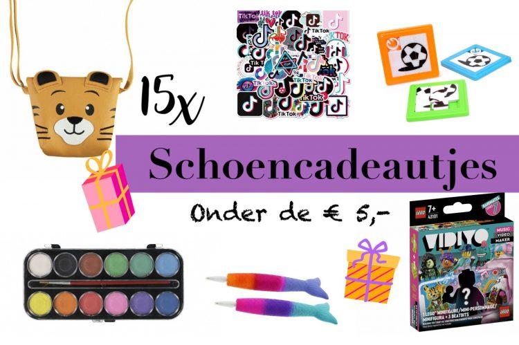 schoencadeautje,schoencadeautjes,goedkope schoencadeautjes,tips cadeautje schoen,ideeen schoen cadeautjes,schoencadeautjes onder de vijf euro