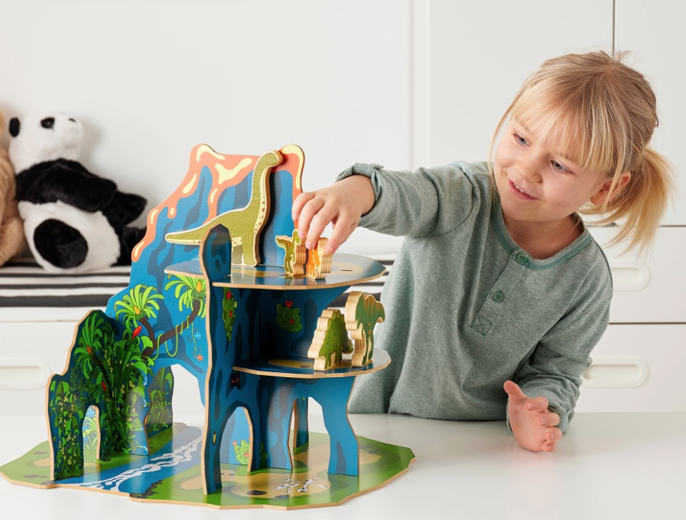 dinosaurus kamer,dinosaurus slaapkamer,jattelik dinowereld,dinosaurus speelgoed