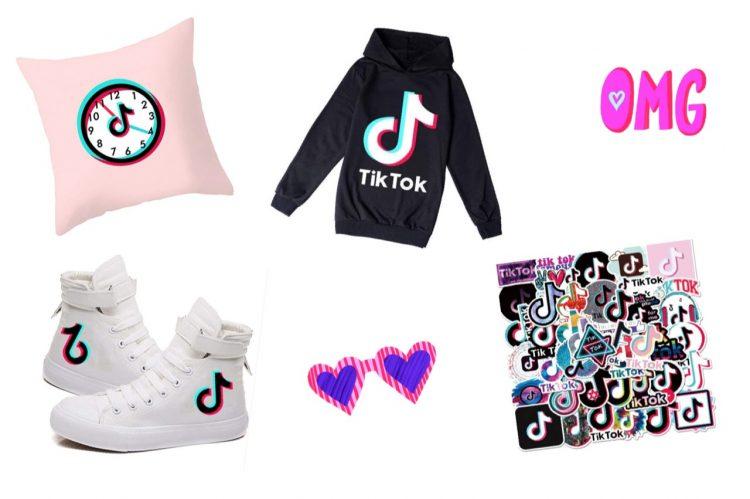 tiktok cadeaus,tik tok spullen,tik tok cadeau,tik tok trui,tik tok kussen,tik tok schoenen,tik tock stickers