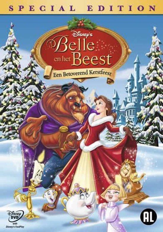 kerstfilms voor kinderen,belle en het beest een betoverend kerstfeest,tips leuke kerstfilms
