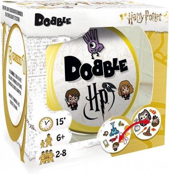 dobble harry potter,harry potter variant dobble,harry potter spel,harry potter cadeau,tips en ideeen cadeau harry potter