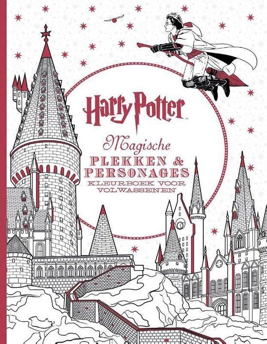 kleurboek harry potter,tips en ideeen harry potter cadeaus