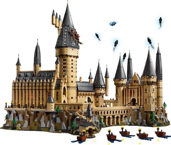 lego 71043,lego zweinstein kasteel,lego hogwarts castle,cadeau harry potter,mooie lego set,collectors item lego harry potter