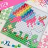 pixelen xl,inhoud pixel xl unicorn setje,knutselen kleuters,knutseltip kind 6 jaar,knutseltip kind 7 jaar,unicorn knutselen,knutsel idee meisje 6 jaar,knutsel idee meisje 7 jaar