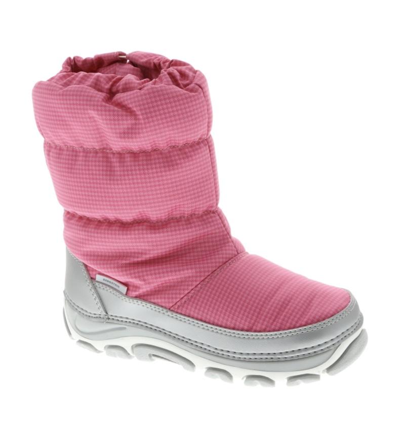 winterlaarzen kind,meisjes snowboots,meisjes snowboots bergstein,warme kinderlaarzen,warme kinder snowboots,roze snowboots,meisjes winterlaarzen