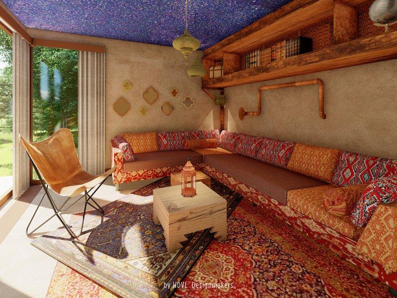 avontuur cottage center parcs,bijzonder overnachten