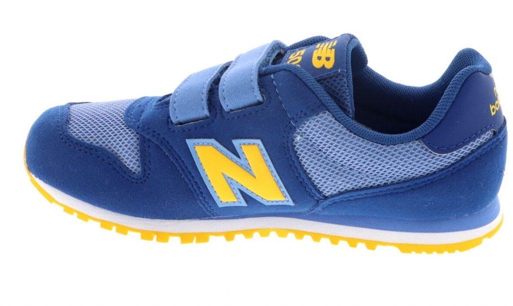 new balance jongens sneakers blauw geel,jongens sneakers new balance