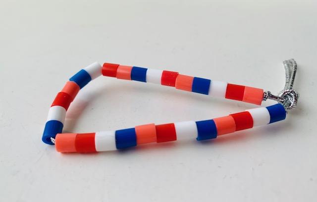 armbandje knutselen koningsdag,tips vrijmarkt kinderen,koningsdag knutseltip