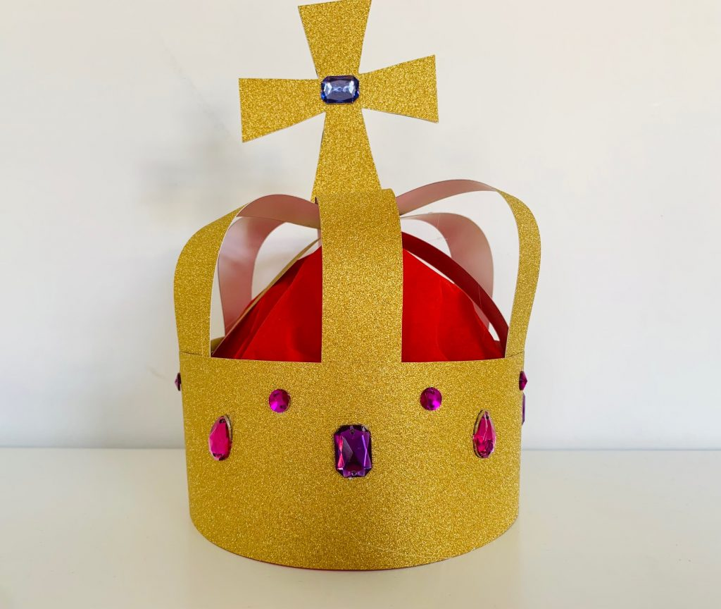 kroon knutselen koningsdag,tip kroon maken,koningsdag knutseltips,gouden kroon,crown diy crafts,knutselen met kinderen,knutsel idee koningsdag
