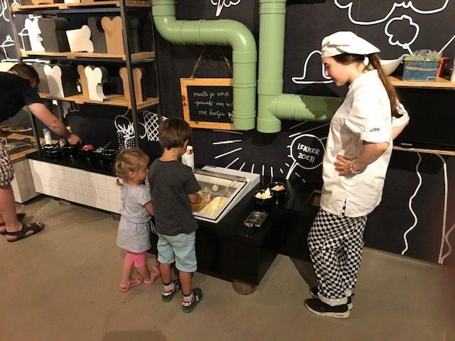 landal coldenhove,kinderbuffet landal,timbers brasserie,review coldenhove,leuk park landal,leuk park van landal voor kinderen