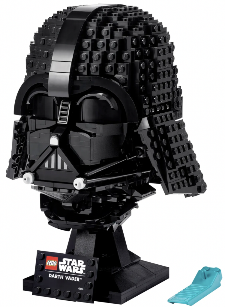 75304 - LEGO® Star Wars ™ Darth Vader ™ helm,lego star wars sets nieuw,may the fourth,may the 4th,4 mei lego star wars