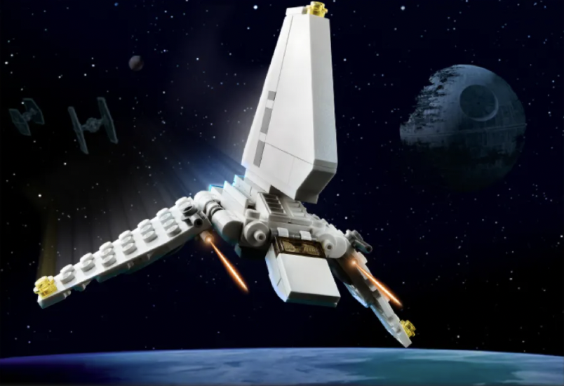 imperial shuttle lego star wars