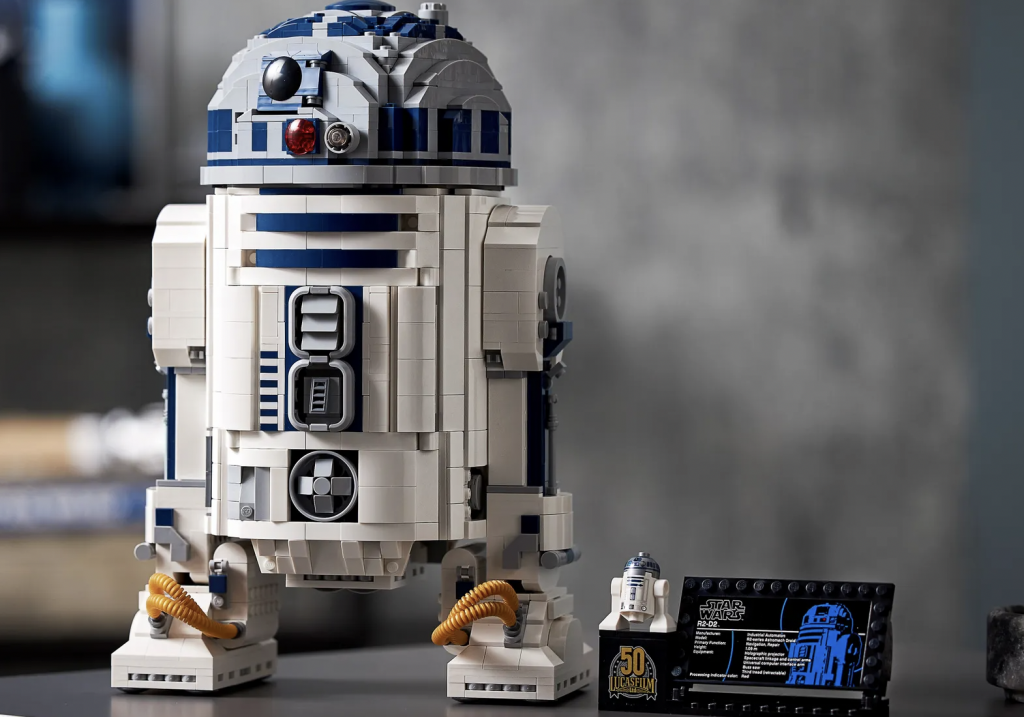lego star wars r2-d2,nieuwe lego star wars set,may the fourth,may the 4th,4 mei lego star wars
