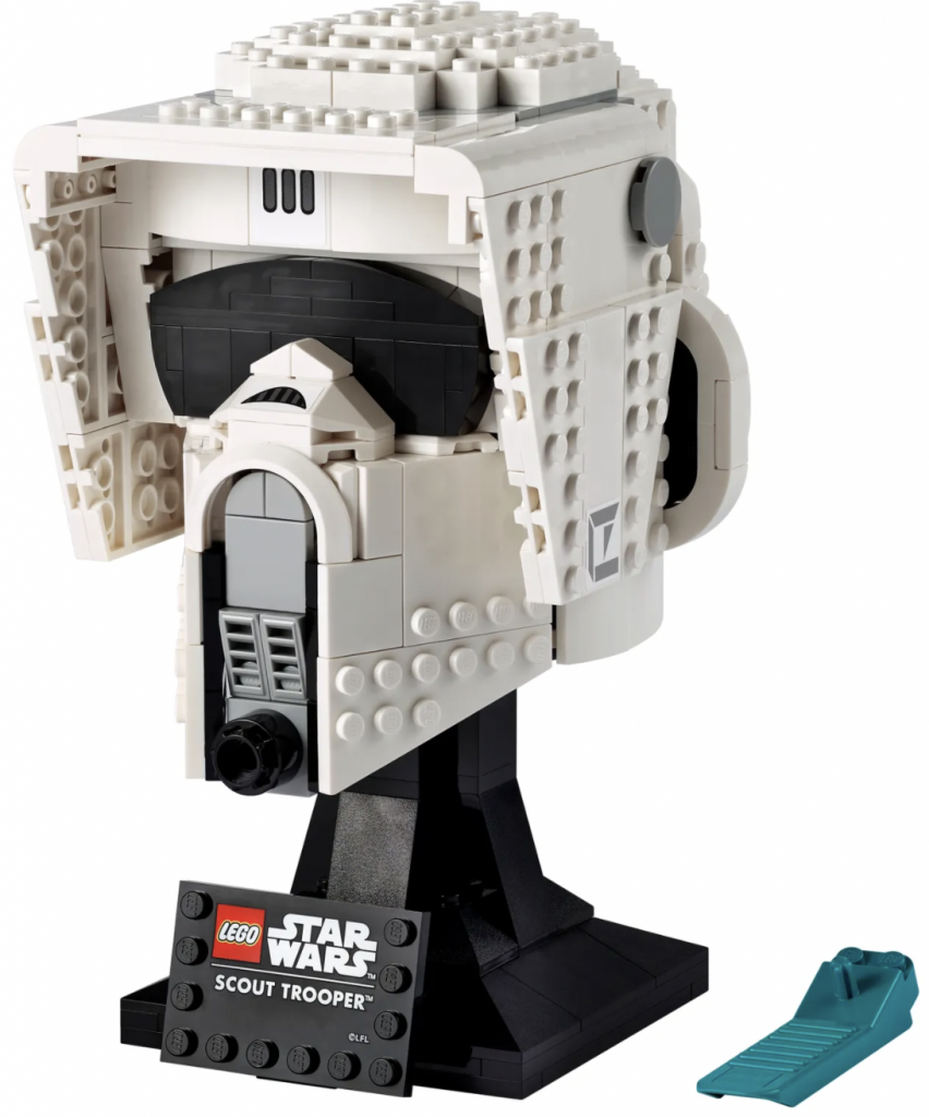 75305 LEGO® Star Wars ™ Scout Trooper ™ helm,may the fourth,may the 4th,4 mei lego star wars
