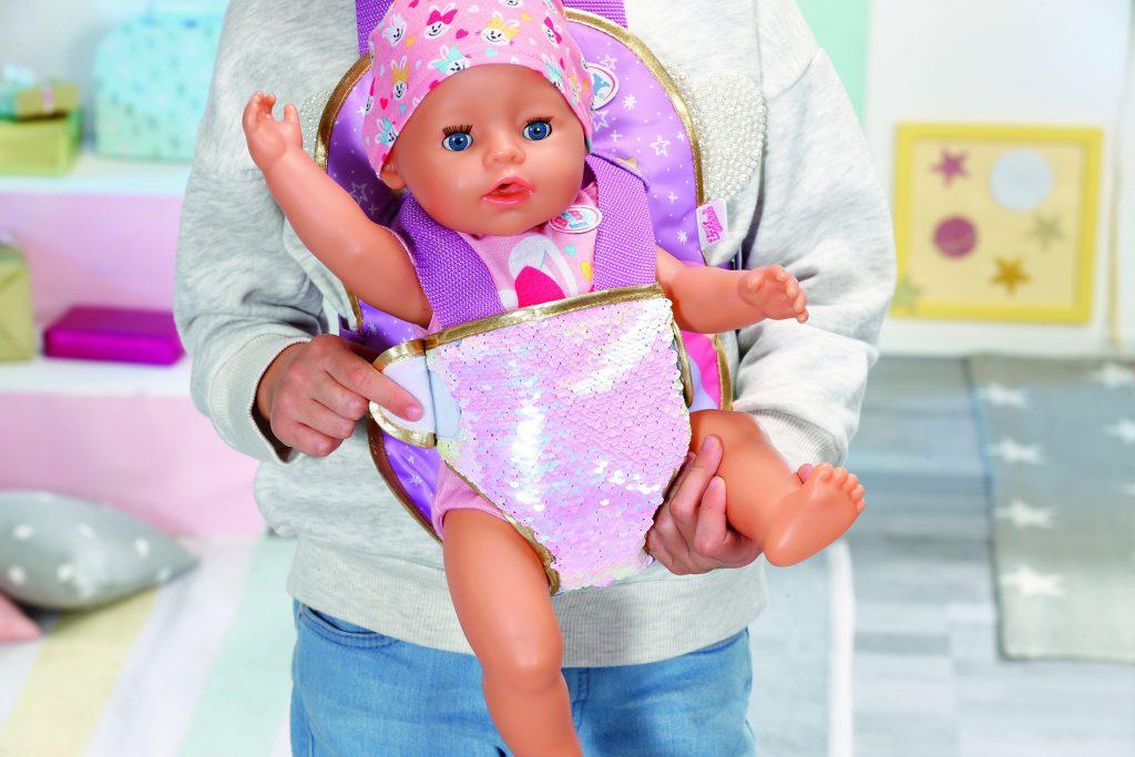 baby born draagzak,baby born accessoires