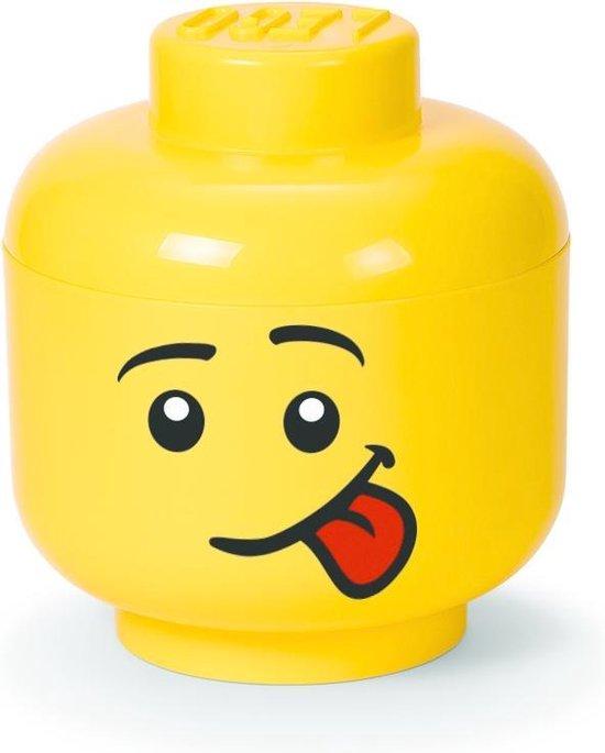 lego opbergbox,lego hoofd,lego opruimen tipss