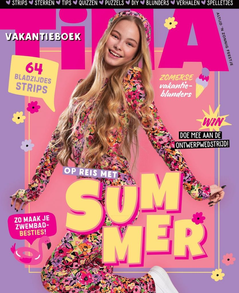 vakantie doeboeken,tina zomerboek vakantieboek 2021