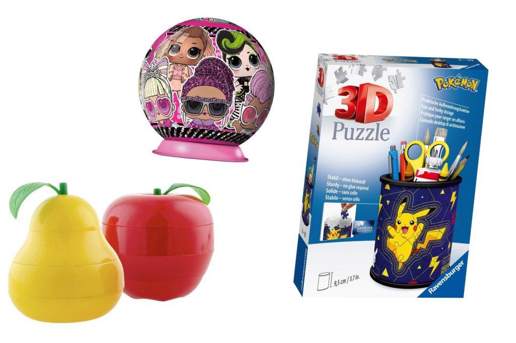 3d puzzel lol surprise,L.O.L. Surprise puzzel,puzzel 72 stukjes,puzzel meisje 6 jaar,puzzel meisje 7 jaar,puzzel meisje 8 jaar,puzzel meisje 9 jaar,appel en peer puzzel,puzzel peuter,3d puzzel pokemon pikachu pennenbakje